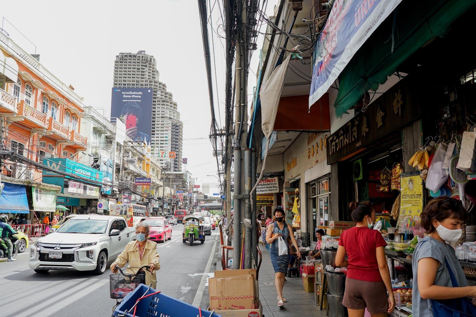 New ideas meet rich heritage on Bangkok's Charoenkrung Road