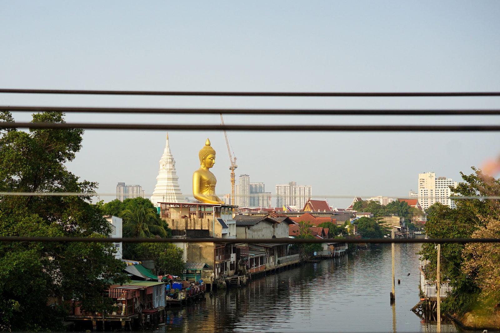[Photos] Inside Bangkok's life-sustaining temple communities