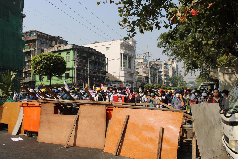 A township under siege: Residents recall assault on Sanchuang
