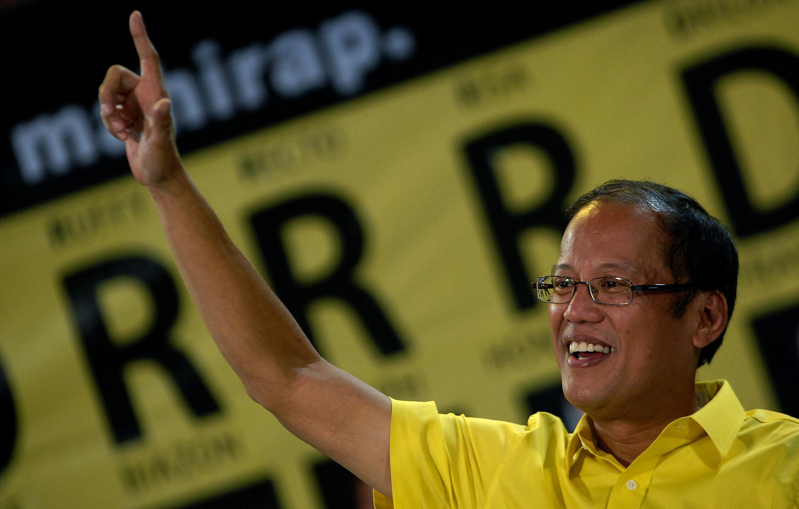 Philippines' ex-president 'Noynoy' Aquino dies at 61