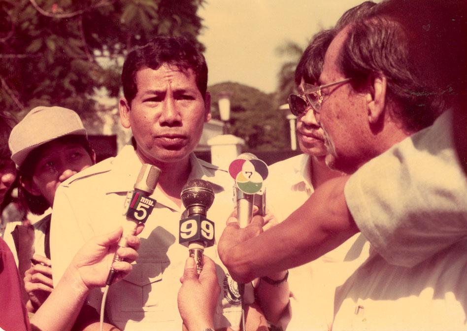 The Bangkok disappearance of Thanong Po-Arn, three decades on
