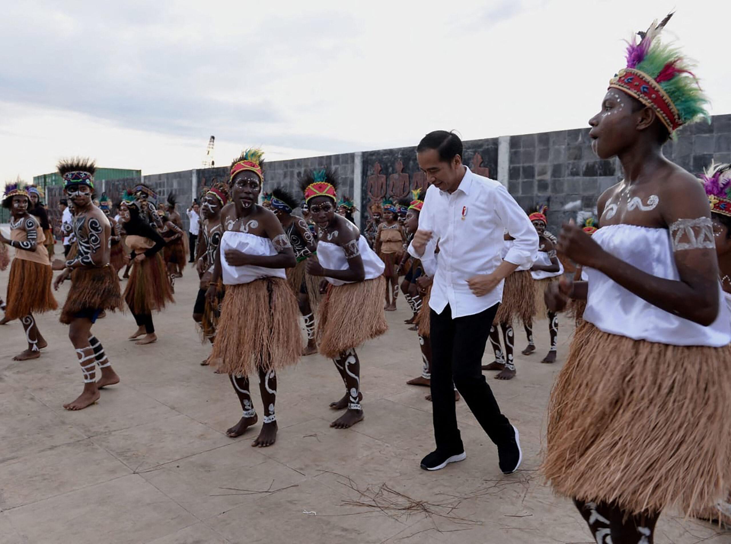 Jokowi's Papua strategy: Development above all else?