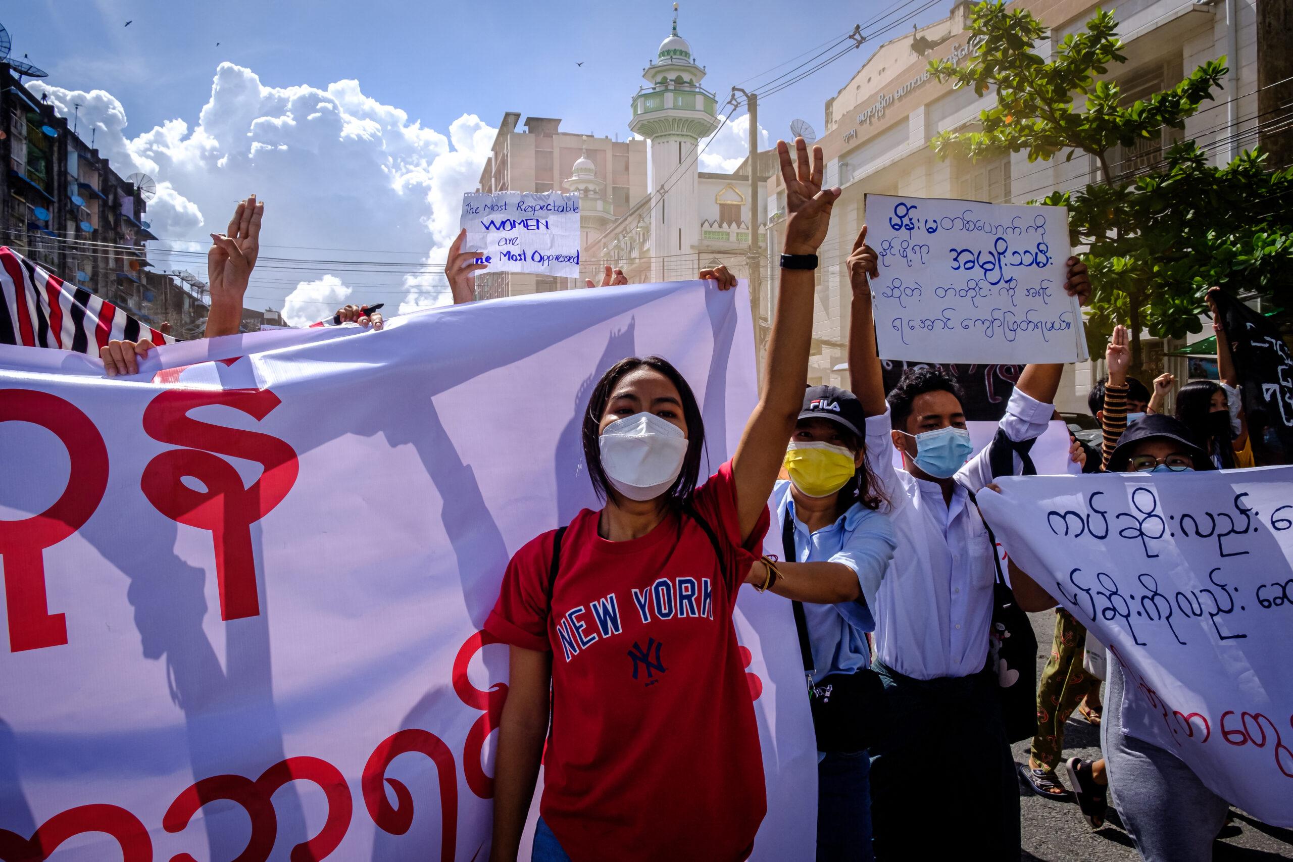 World Bank predicts 18% shrink for Myanmar's economy